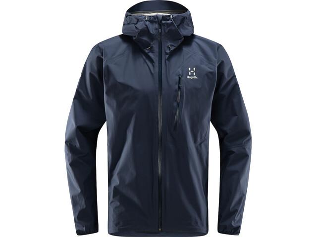 Haglöfs L.I.M Jacket Men tarn blue